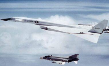 XB-70A Image