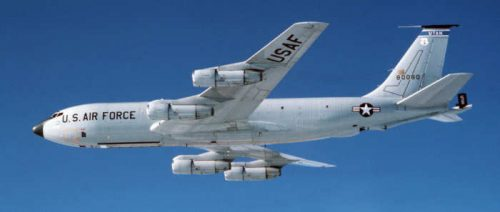 This image has an empty alt attribute; its file name is KC-135A-in-Air-e1558799585770.jpg